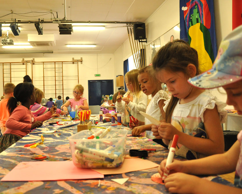 CHIPS School Holiday Club Guildford Donate