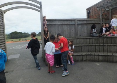 Activities at CHIPS Holiday Club