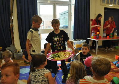 CHIPS Holiday Playscheme Summer 2015